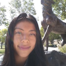 Anay Soriano from CSU San Bernardino