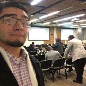Benjamin Montelongo from San Bernardino Valley College