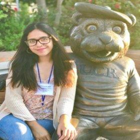 Fabiola Gomez from UC Riverside