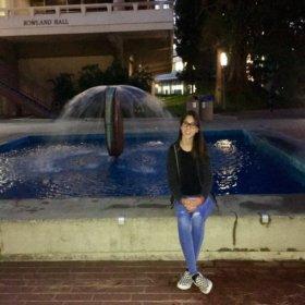 Kassandra Castro from UC Irvine