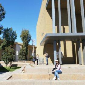 Zohal Hafizi from San Bernardino Valley College
