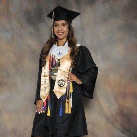 Ashley Garcia from UC Berkeley
