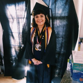 Bianca Aguilar from Soka University