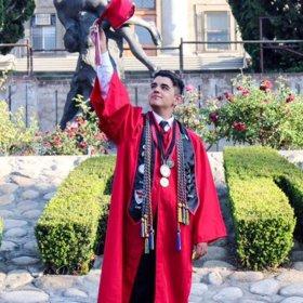 Hazael Perez from San Bernardino Valley College