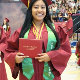 Monserrat Orozco from San Bernardino Valley College
